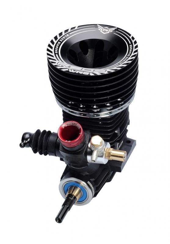 REDS WR5 Black Diamond 3.5cc med X-one avgassystem