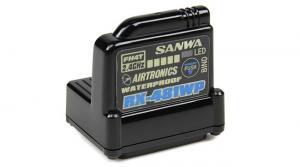 RX-481 Waterproof Mottagare Inbyggd antenn Sanwa