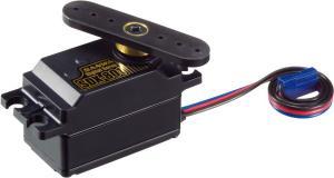 Sanwa servo SDX-801 0.08sek/6.4kg Lågprofil