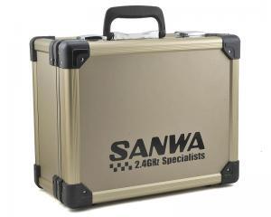 Väska i Aluminium Sanwa M12