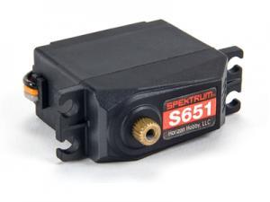 Servo S651 Spektrum 7kg Metalldrev Analog