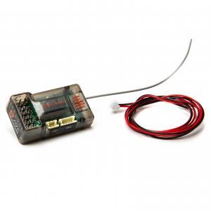 SR6100AT DSMR Mottagare 6-Kanal AVC Telemetri Spektrum