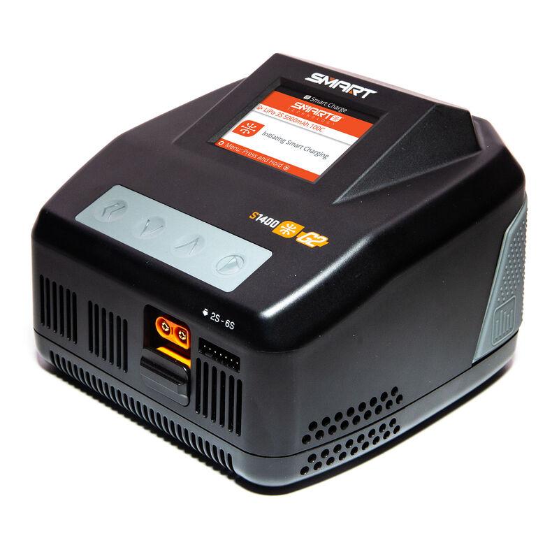 S1400 G2 AC Spektrum Smart Laddare 1x400W