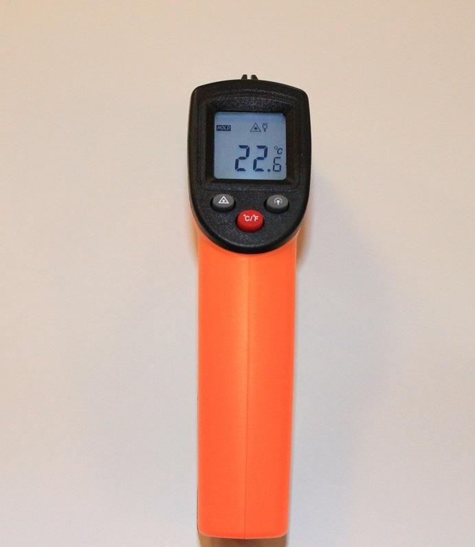 Temperaturmätare IR Laser -50 - 380grader C cb8c8adafa5eb