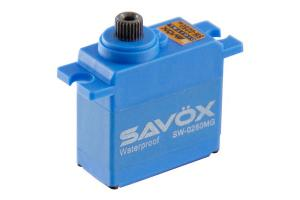 Savöx Digitalt Servo 5kg/0.11sek@6V Waterproof