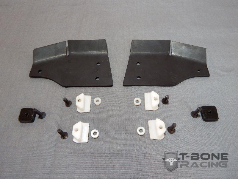 TBR Front A-Skids (För TRX5132R) Traxxas E-Maxx