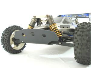 Front Bumper 1/8 Buggy (utan hål) T-Bone