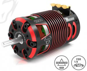 Borstlös Motor 4268 2400kv 1/8 On-road Sensor Rocket Taurus