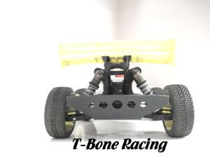 Bakre bumper. Bred Basher. HPI Throphy Buggy Flux.