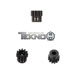 TKR4171 Pinion Gear 11T MOD1 5 mm axel Tekno RC