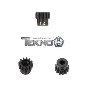 TKR4172 Pinion Gear 12T MOD1 5 mm axel Tekno RC