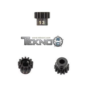 TKR4173 Pinion Gear 13T MOD1 5 mm axel Tekno RC