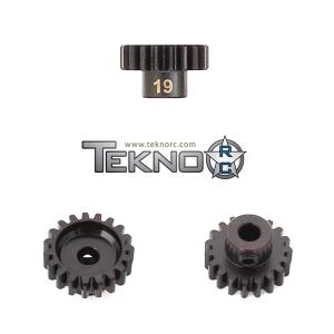 TKR4179 Pinion Gear 19T. MOD1. 5 mm axel. Tekno RC