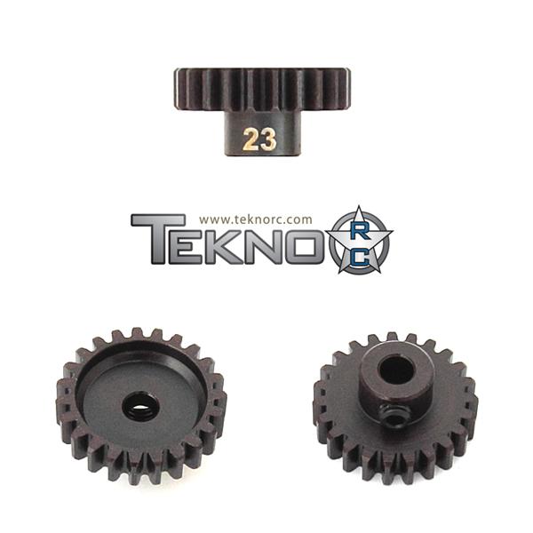 TKR4183 Pinion Gear 23T MOD1 5 mm axel Tekno RC