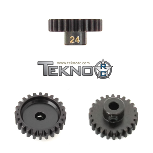 TKR4184 Pinion Gear 24T. MOD1. 5 mm axel. Tekno RC