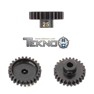 TKR4185 Pinion Gear 25T. MOD1. 5 mm axel. Tekno RC