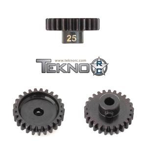 TKR4185 Pinion Gear 25T. MOD1. 5 mm axel. Tekno RC
