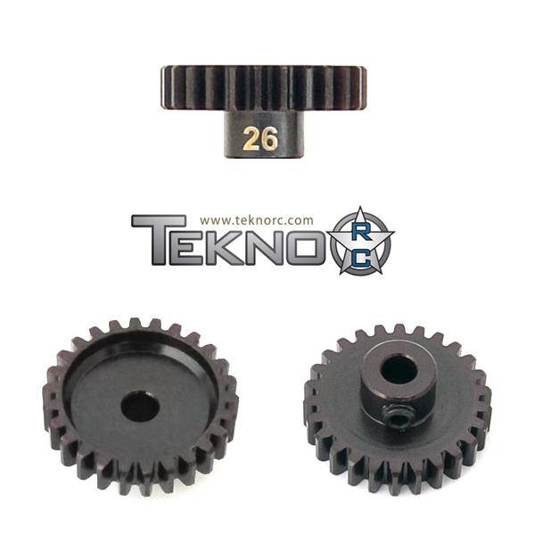 TKR4188 Pinion Gear 28T. MOD1. 5 mm axel. Tekno RC