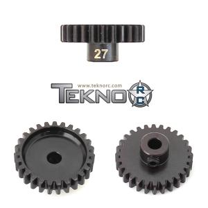 TKR4187 Pinion Gear 27T MOD1 5 mm axel Tekno RC
