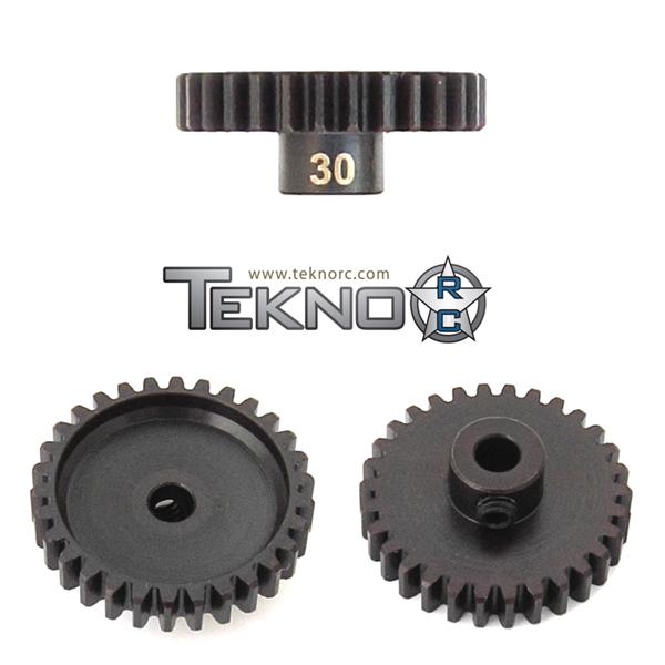 TKR4190 Pinion Gear 30T. MOD1. 5 mm axel. Tekno RC