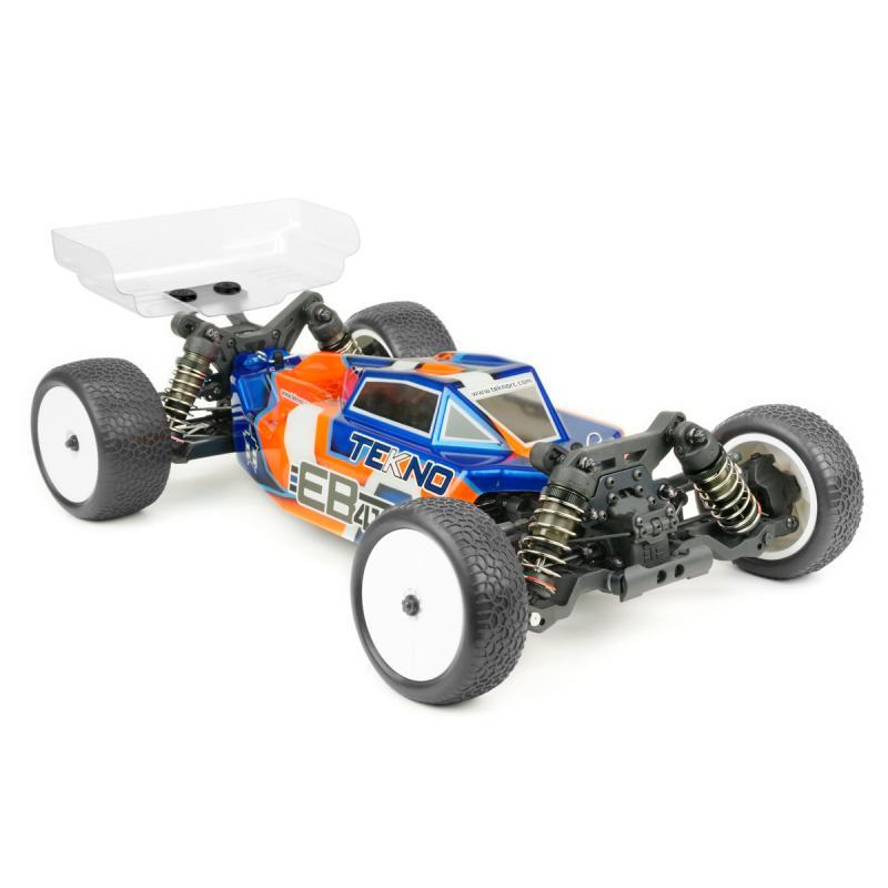 EB410.2 1/10 4wd Tävlings EL-Buggy Tekno RC