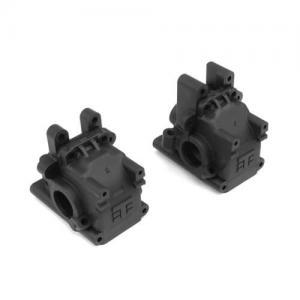 Bulkhead Set F/R Förstärkt Tekno RC EB410
