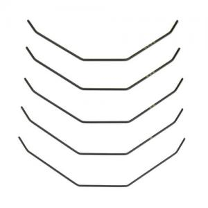 TKR6625 Sway Bar Set (front, bars only, 1.0, 1.1, 1.2, 1.3, 1.4mm, EB410