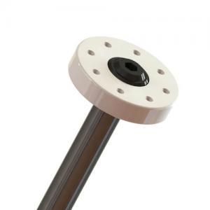 TKR6738 Shock Pistons CNC, 8×1.3, flat/flat, 13mm, 2pcs