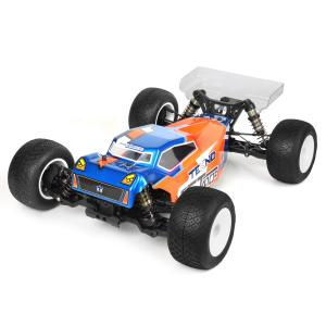TKR7200 ET410 1/10 4WD  El-Truggy Byggsats