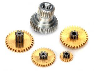 TRX2064X Metall Drevsats till Servo 2065X Traxxas