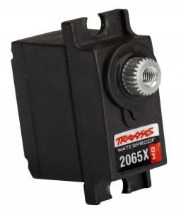 TRX2065X Servo Mikro Metalldrev Vattentätt Traxxas