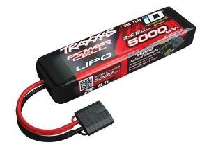 TRX2872X LiPo 3S 11,1V 25C 5000mAh TRX ID-kontakt