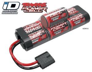 NiMH Batteri 8,4V 3300mAh Series 3 Hump iD-kontakt