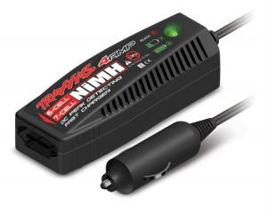 TRX2975 Charger 12Volt 4 Amp 6-7 Cell NiMh Auto ID
