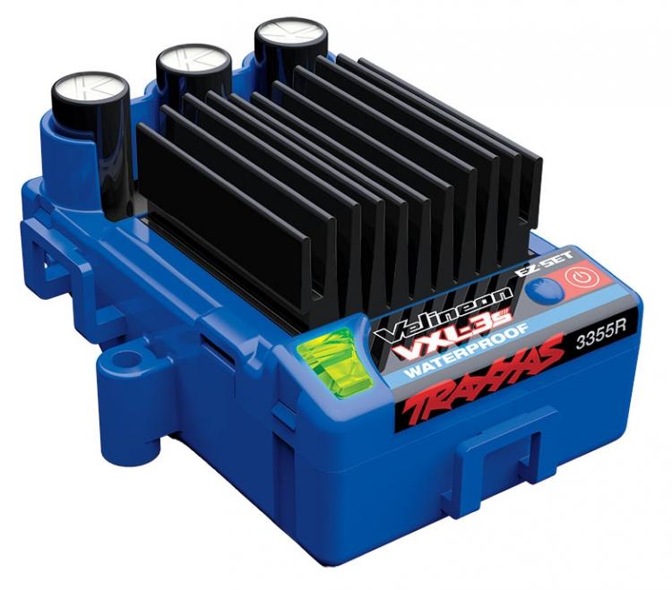 TRX3355R Fartreglage Velineon VXL-3S Borstlös Vattenskyddad