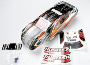 TRX3715 Kaross Rustler VXL ProGraphix
