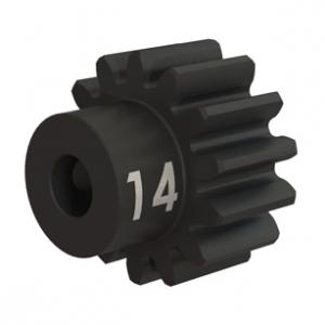 TRX3944X Pinion Härdat Stål 14T 32 pitch 3,17mm axel