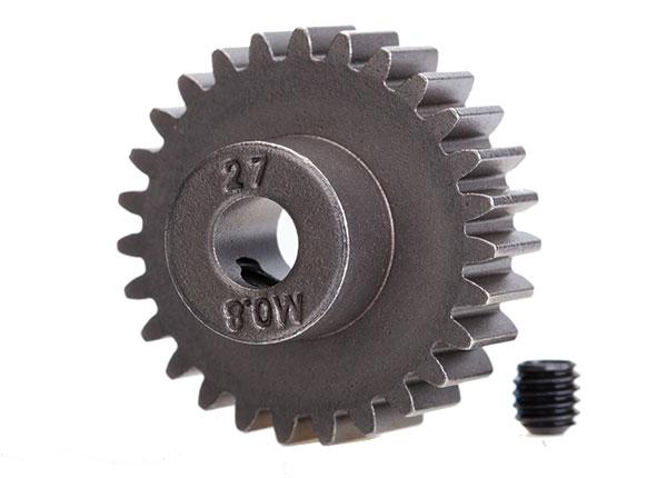 TRX5647 Motordrev 27T 32P (5mm axel)
