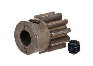 TRX6484X Motordrev 11T 1.0M Pitch för 5mm axel