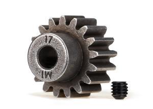 TRX6490X Motordrev 17T Mod1 5mm axel