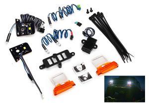 TRX8036 LED Ljus Set (utan strömförsörjning) TRX-4 Bronco