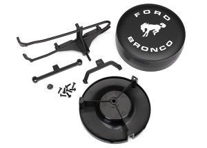 TRX8074 Reservhjul och Monteringssats Bronco