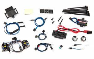 TRX8090 LED Ljus Set Komplett Blazer Resto-Mod (9111X/9112X)