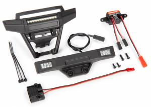 TRX9095 LED Ljus Fram & Bak Set Komplett Hoss 4x4