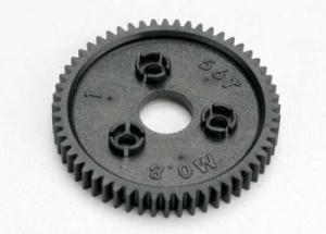 TRX3957 Drev 56T. 32P (0.8M). E-Revo 1/10