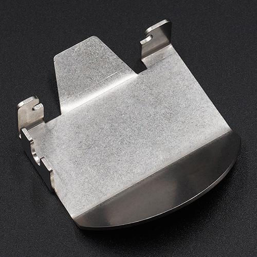 Skydd för differential Rostfritt Stål TRX-4