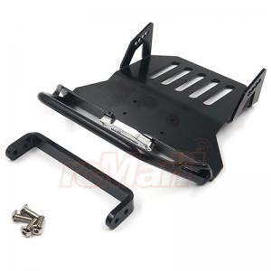 Bumper Främre Metall Traxxas TRX-4/TRX-6