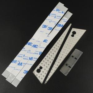 Metallplåtar till Framskärm och Motorhuv ventilation TRX-4/TRX-6