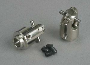 TRX4628X Differential output yokes. Härdat stål.
