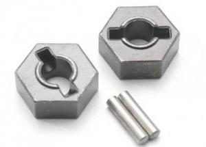 TRX4954R Wheel Hubs, Hex. Steel. E-Revo 1/10